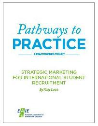EAIE Pathways to Practice guide