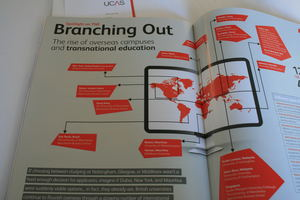 Branching Out - UCAS Illume edition 4