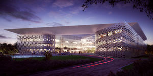 University of Reading Malaysia - artist's impression